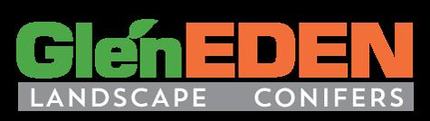 GlenEDEN Landscape Conifers Logo